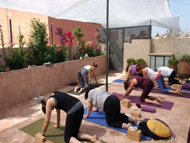4 Days Meditation and Yoga Holiday Marrakech, Morocco