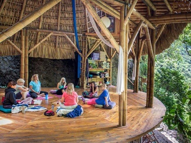 10-Daagse Schrijf en Yoga Retreat voor Vrouwen in Guatemala