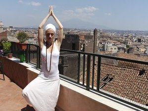 6 Days Yoga Experience Discovering Catania