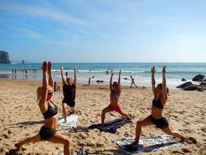 8-Daagse Meditatie en Yoga Retraite in Aljezur, Portugal