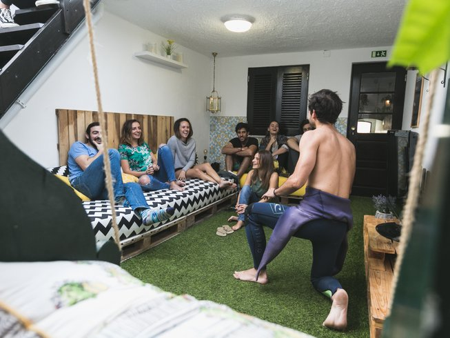 8 Days Baleal Island Surf and Yoga Retreat in Peniche, Portugal