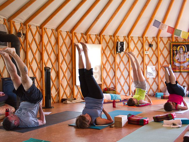 3 Days Agama Yoga Retreat in Ontario Canada