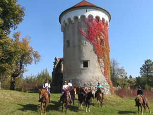 5 Days Historical Castles Horse Riding Holiday in Bac, Slovenia