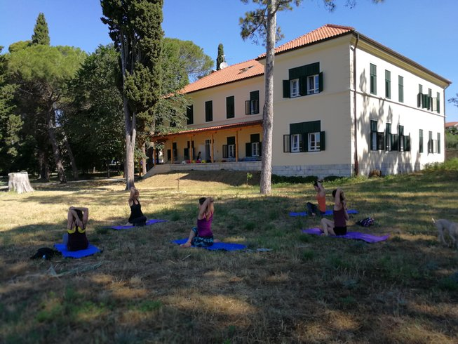 3 Days Shine On Meditation and Yoga Retreat in Rovinj, Croatia