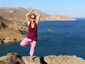 8 Tage Yoga Retreat mit tollen Ausflügen in Lentas, Kreta
