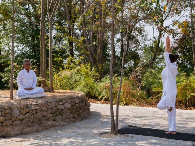 6 Days Nepal Yoga Retreat