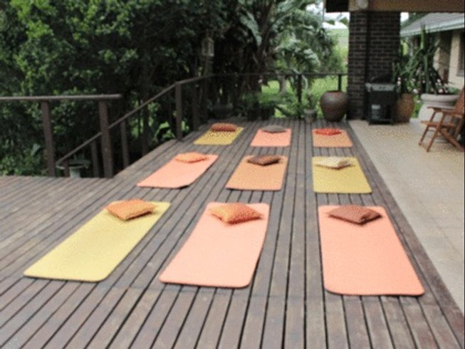 10 Days Life Transforming Yoga Retreat South Africa
