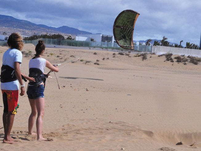 8 Days Kitesurf Camp in Tamraght, Morocco