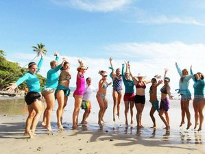 8 Days Surf and Yoga Holiday in Costa Rica