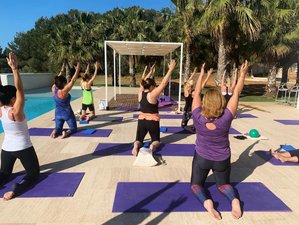 7 Day Yoga & Pilates Flow Retreat with Meditation in Ibiza, Balearic Islands