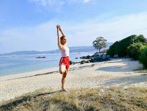 3 días yoga en la Isla de San Simón, España