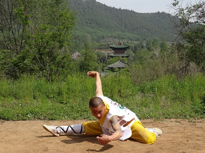 9 Months Martial Arts with Shaolin Monks in China