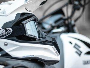 Motorcycle: Suzuki