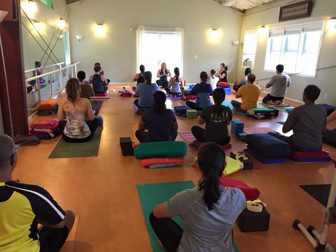 41 Days 200-Hour Yoga Teacher Training in India