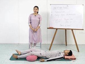 10 Day 20-Hour Online Yoga Nidra Teacher Training Course with Yogini Tanushree