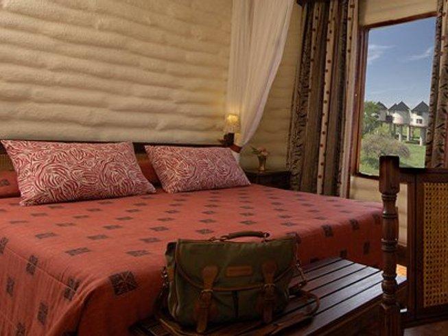 3 Days Tsavo West and Amboseli Safari in Kenya
