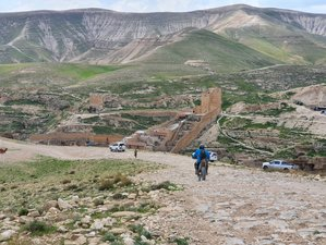 8 Days of Culture, Desert and History: Jerusalem -Eilat-Tel Aviv; a Guided Off- Road Enduro Tour