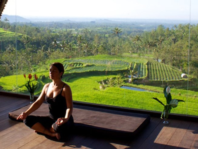 9 Days Yoga Retreat in Munduk Andong and Ubud, Bali