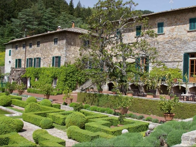 8 Days Cultural Tour and Cooking Holidays in Tuscany