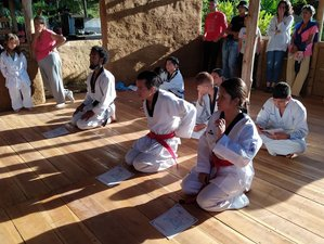 7 Day Martial Arts and Fitness Training in Ginebra, Valle del Cauca