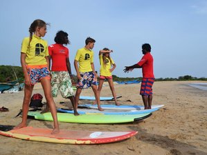4 Days Surf Camp Sri Lanka