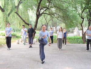 3 Days Shaolin Kung Fu Training in Beijing, China