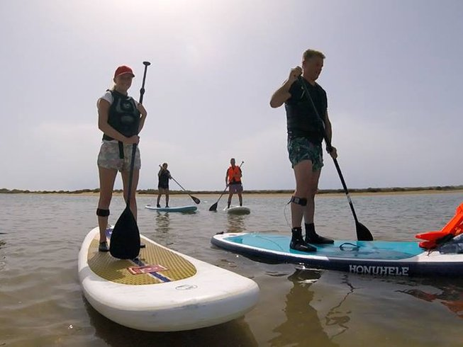 7 Days Active Surf Camp in the Algarve, Portugal