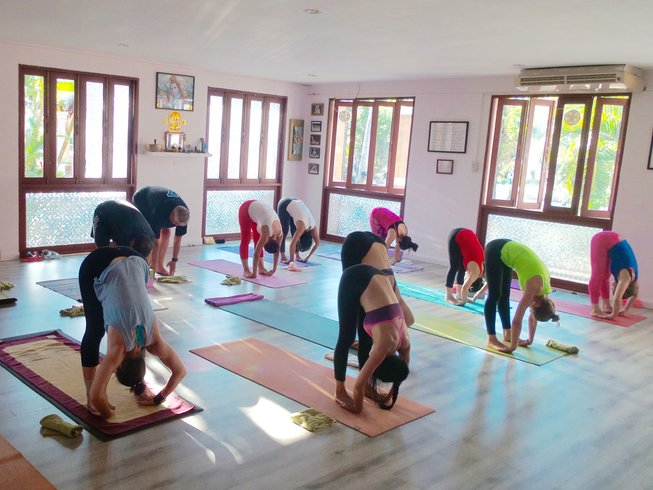 8 Days Weight Loss and Yoga Retreat Thailand