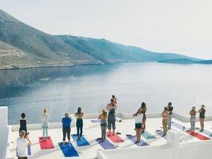 8 Day Holistic Yoga Retreat in Aegialis Hotel & Spa, Amorgos