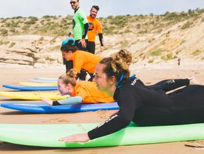 8 Days Surf Holiday and Yoga Surf House Taghazout, Morocco