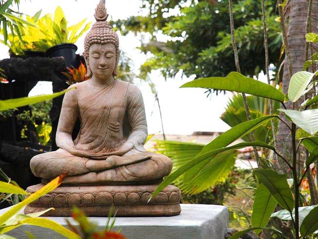 12 Tage Belebender Detox und Yoga Urlaub in Surat Thani, Thailand