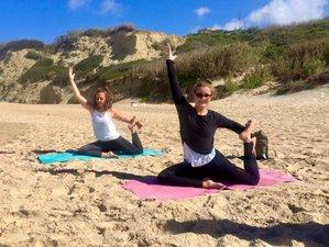 8 Days The Simple Beach Life Ocean Yoga Holiday in Costa de la Luz, Spain
