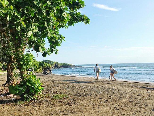 7-Daags Yoga en Surfkamp in Canggu, Bali