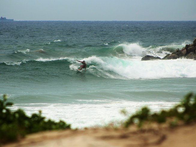 5 Days Breathtaking Surf Camp in Salina Cruz, Oaxaca, Mexico
