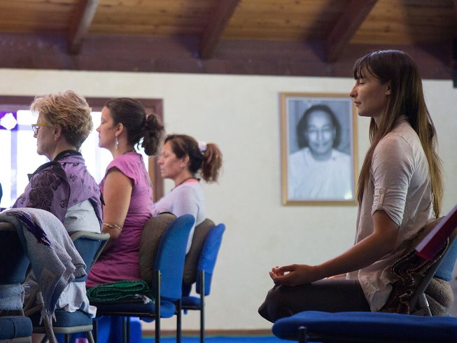 7 Days Personal Meditation and Yoga Retreat in USA