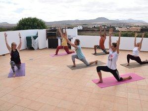 8 Tage Fit und Yoga Urlaub in Spanien