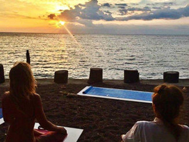 7 días de aventura ecológica, meditación y retiro de yoga en la Isla Camiguín, Filipinas