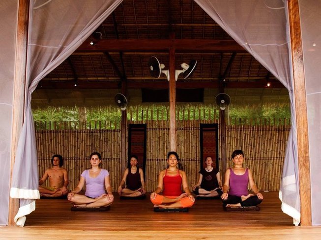 8 Days One Love Yoga Retreat Thailand