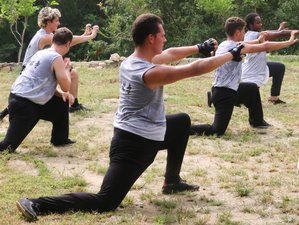 5 Months Kung Fu Training with Shaolin Masters in Shandong, China