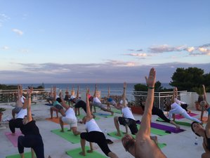 "8 Days ""Blissful May"" Yoga Retreat Sicily, Italy"