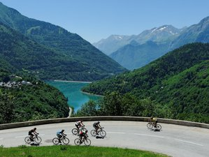 4 Day Cycling Training Camp in Vaujany, Isère