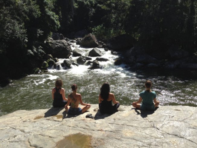 10 Days Brazil Yoga Retreat and Ayahuasca Healing