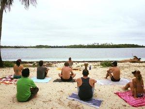 4 jours en stage de yoga escapade magique sur une île à San Blas, Panama