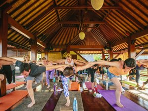 8 Days Self-Realization and Empowerment Yoga Holiday in Bali
