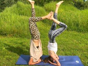 9 Tage Yoga, Pilates und Prosecco Retreat in Norditalien