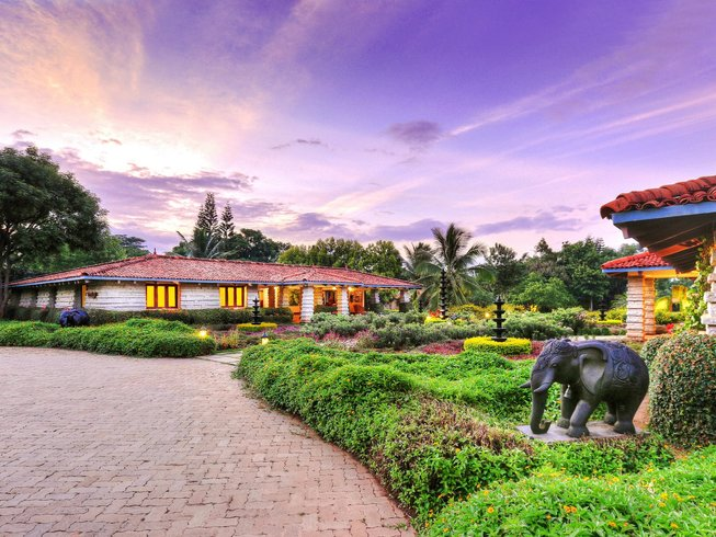 15 Days SOUKYA Well-being and Yoga Retreat in Bangalore, India