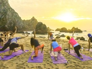 8 Days Relaxing Meditation & Yoga Holiday in Portugal