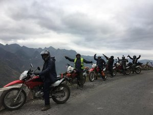 10 Day Beyond Borders Guided Motorcycle Tours in Laos and North Vietnam