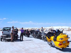 15 Day Best of the Wild Wild West Guided Motorcycle Tour in the USA via Tucson