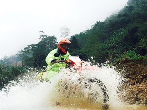 8 Day Exciting Guided Off-Road Motorcycle Tour in Northeast Vietnam